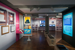 Museum Inside Out. Photo by John Glembin