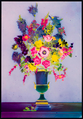 Photograph: Edward Steichen, Bouquet of Flowers